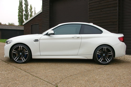 2016 BMW M2 3.0 DCT Auto Coupe (14,823 miles) SOLD (picture 1 of 6)