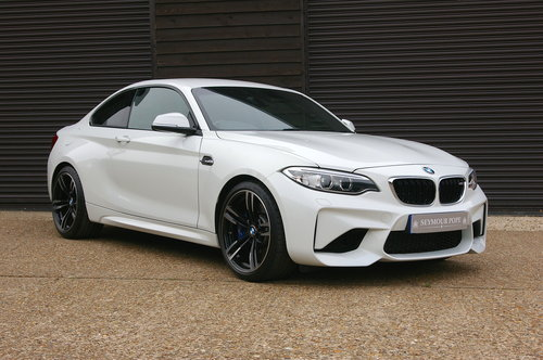 2016 BMW M2 3.0 DCT Auto Coupe (14,823 miles) SOLD (picture 2 of 6)