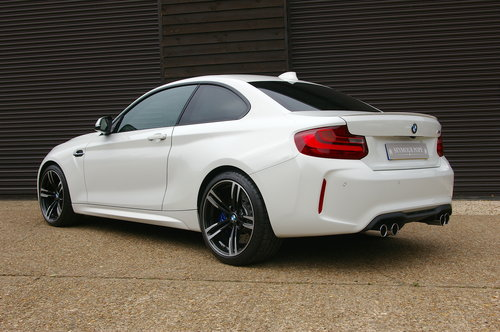 2016 BMW M2 3.0 DCT Auto Coupe (14,823 miles) SOLD (picture 3 of 6)