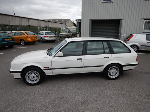 1993 BMW E30 316i Touring Lux SOLD (picture 1 of 6)