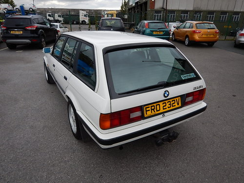 1993 BMW E30 316i Touring Lux SOLD (picture 4 of 6)