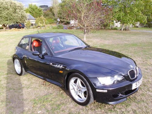 1999 BMW Z3 M-Coupe SOLD (picture 1 of 6)