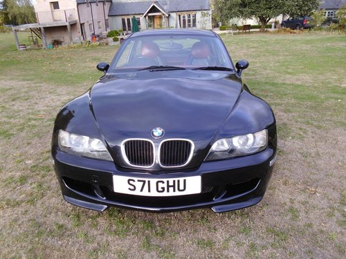 1999 BMW Z3 M-Coupe For Sale (picture 2 of 6)