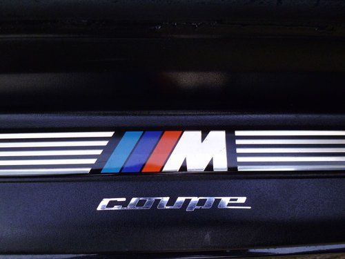 1999 BMW Z3 M-Coupe For Sale (picture 5 of 6)