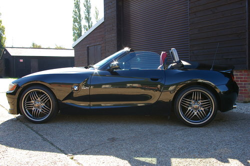 2005 BMW ALPINA 3.4S Roadster 6 Speed Manual (79,024 miles) SOLD (picture 1 of 6)