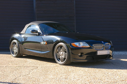 2005 BMW ALPINA 3.4S Roadster 6 Speed Manual (79,024 miles) SOLD (picture 2 of 6)