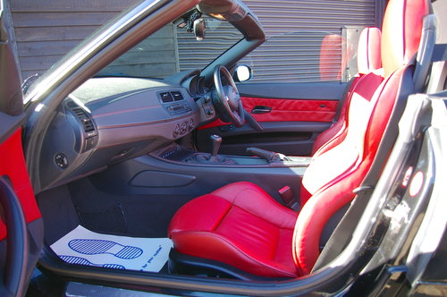 2005 BMW ALPINA 3.4S Roadster 6 Speed Manual (79,024 miles) SOLD (picture 4 of 6)