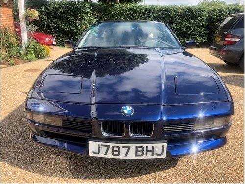 1991 850ci auto v12 left hand drive For Sale (picture 2 of 5)