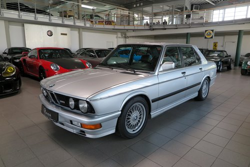 1986 BMW M5 E28 *M Aerodynamics Package* For Sale (picture 1 of 6)