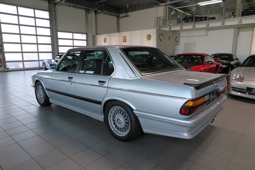 1986 BMW M5 E28 *M Aerodynamics Package* For Sale (picture 2 of 6)