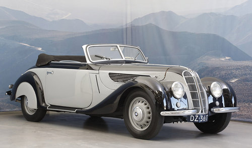 1939 BMW 327 Convertible For Sale (picture 1 of 6)