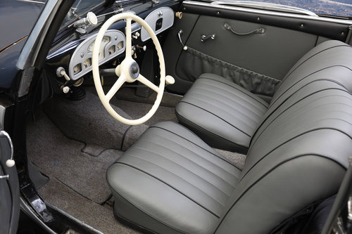1939 BMW 327 Convertible For Sale (picture 3 of 6)