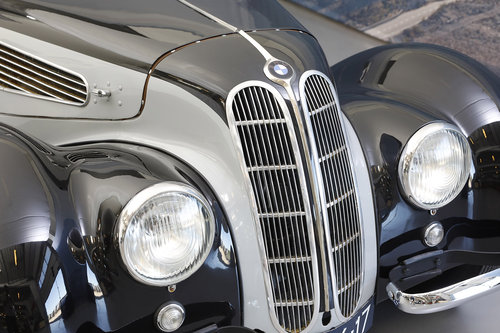 1939 BMW 327 Convertible For Sale (picture 4 of 6)