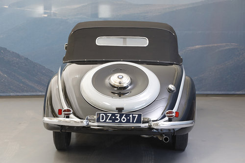 1939 BMW 327 Convertible For Sale (picture 6 of 6)