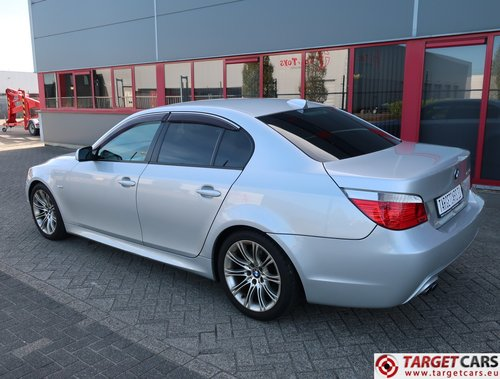 2005 BMW 525i Sedan E60 M-Sport RHD For Sale (picture 4 of 6)