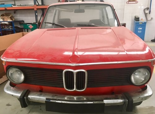 BMW 2002 Tii 1974 For Sale (picture 1 of 6)