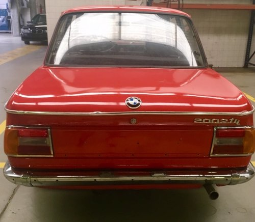 BMW 2002 Tii 1974 For Sale (picture 2 of 6)