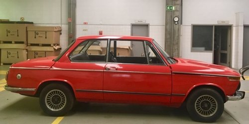 BMW 2002 Tii 1974 For Sale (picture 3 of 6)