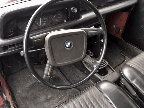 BMW 2002 Tii 1974 For Sale (picture 4 of 6)