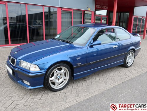 1994 BMW M3 E36 Coupe 3.0L 286HP LHD For Sale (picture 1 of 6)