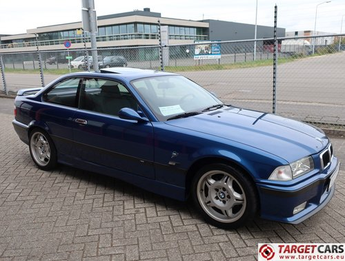 1994 BMW M3 E36 Coupe 3.0L 286HP LHD For Sale (picture 2 of 6)
