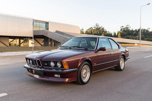 LHD 1985 BMW M635Csi – 286HP– 128.000kms  For Sale (picture 3 of 6)