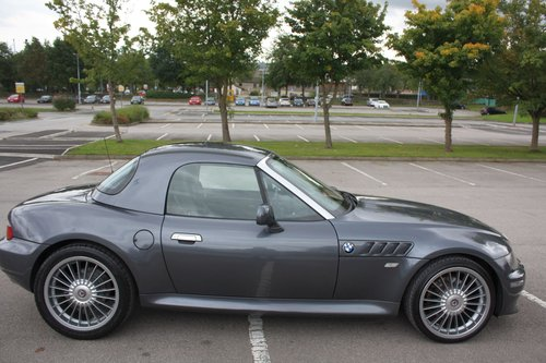 1989 2000 Bmw Z3 3 0 Optional Hardtop Leather Interior For