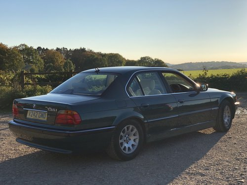BMW 735 i 1999 V8 Immaculate & 85 k Miles From New For Sale (picture 2 of 6)