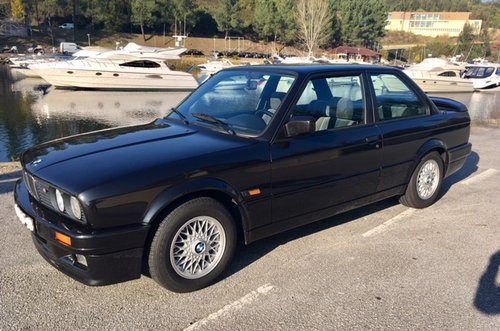 1989 BMW 320 is E30 motor S14 (M3) For Sale (picture 1 of 6)