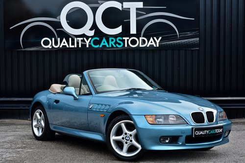 1998 BMW Z3 Roadster Manual Hardtop  For Sale (picture 1 of 6)