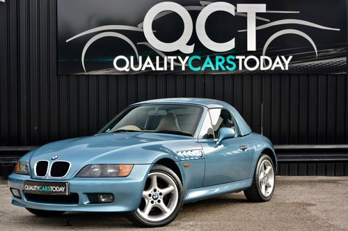 1998 BMW Z3 Roadster Manual Hardtop  For Sale (picture 4 of 6)