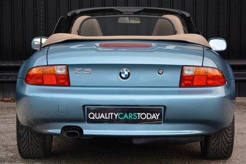1998 BMW Z3 Roadster Manual Hardtop  For Sale (picture 6 of 6)