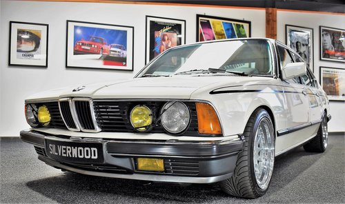 1983 BMW E23 745i Turbo For Sale (picture 3 of 6)