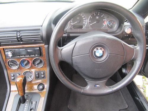 1999 BMW Z3 IMPORTED ROADSTER CONVERTIBLE 2.0 AUTOMATIC *  For Sale (picture 5 of 6)