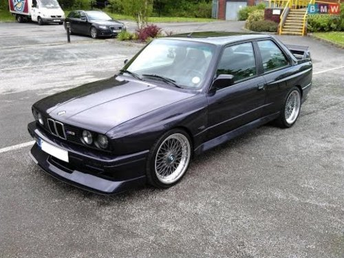 1988 E30 m3 and e30 325i wanted Wanted (picture 1 of 2)
