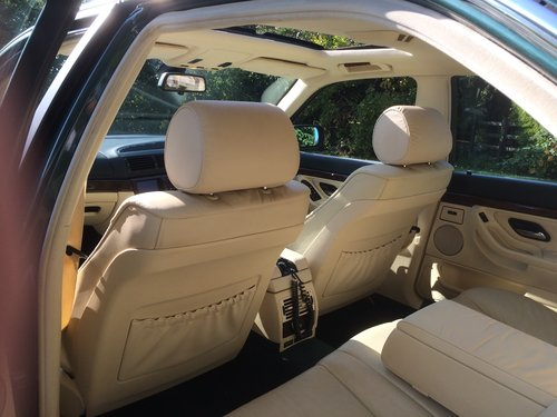 BMW 735 i 1999 V8 Immaculate & 85 k Miles From New For Sale (picture 4 of 6)