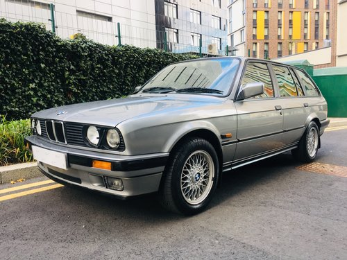 1989 Bmw 320i auto touring - only 67k Miles Hi Spec For Sale (picture 1 of 6)