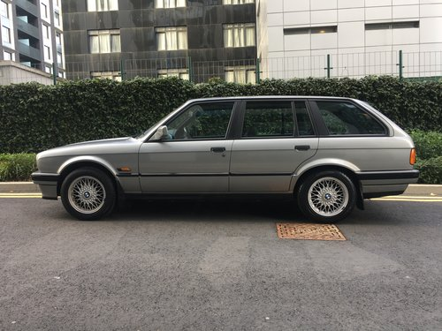 1989 Bmw 320i auto touring - only 67k Miles Hi Spec For Sale (picture 2 of 6)