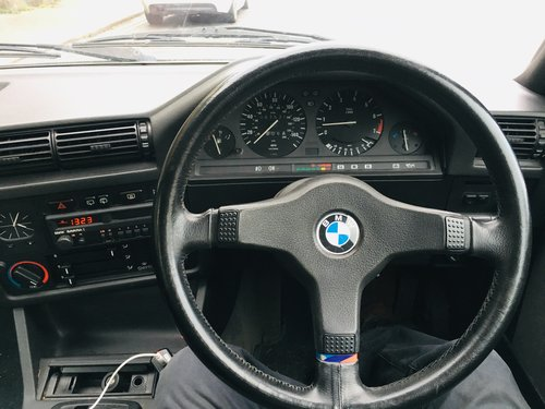 1989 Bmw 320i auto touring - only 67k Miles Hi Spec For Sale (picture 4 of 6)