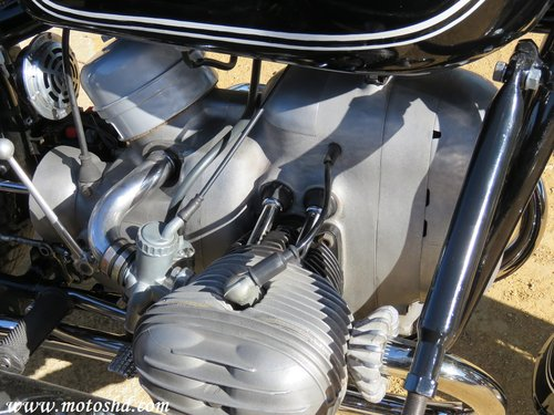1953 BMW R-51/3 with sidecar For Sale (picture 5 of 6)