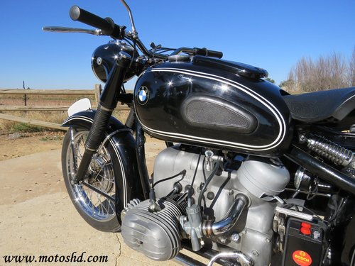 1953 BMW R-51/3 with sidecar For Sale (picture 6 of 6)