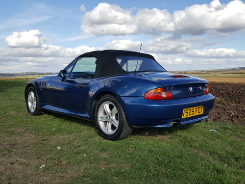 1999 BMW Z3 1.9 Manual. Nice car in good all round condition  For Sale (picture 2 of 6)