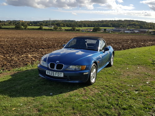 1999 BMW Z3 1.9 Manual. Nice car in good all round condition  For Sale (picture 5 of 6)