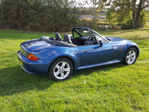 1999 BMW Z3 1.9 Manual. Nice car in good all round condition  For Sale (picture 6 of 6)