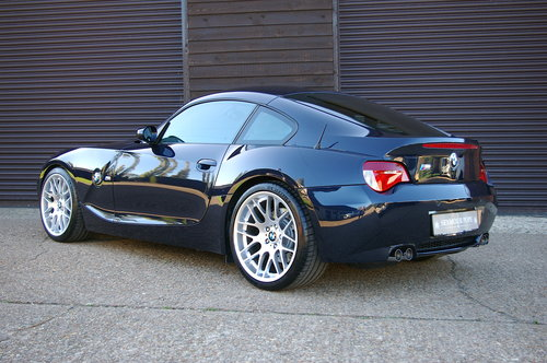 2006/56 BMW Z4M 3.2 Coupe 6 Speed Manual (55,323 miles) SOLD (picture 3 of 6)