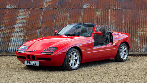 1989 1991 BMW Z1 Roadster SOLD (picture 1 of 6)