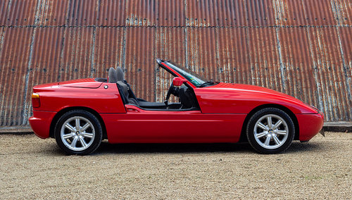1989 1991 BMW Z1 Roadster SOLD (picture 3 of 6)