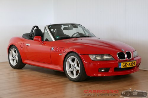 2000 BMW Z3 2.0 Roadster For Sale (picture 1 of 6)