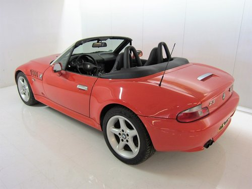 2000 BMW Z3 2.0 Roadster For Sale (picture 2 of 6)