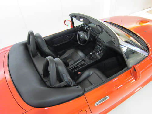 2000 BMW Z3 2.0 Roadster For Sale (picture 6 of 6)
